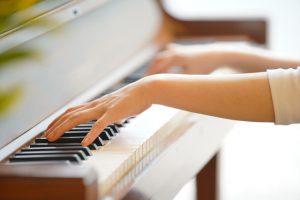 熊本のピアノ教室 ピアノの手の基本フォーム